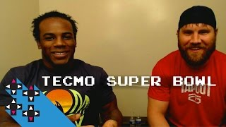 Super Tecmo Bowl with Curtis Axel a.k.a. Cold Beer — Superstar Savepoint