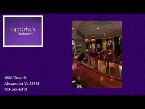 Jazz music Old Town Alexandria restaurant   Laportas