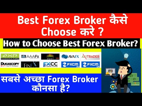 Forex trading brokers best