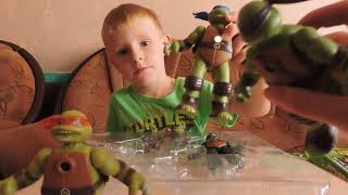 Телефон черепашки ниндзя. Обзор игрушек. Черепашки ниндзя. Обзор игрушек.