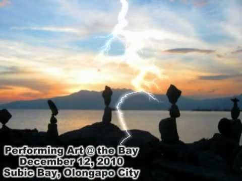 Rock Balancing Philippines Story