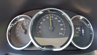 Renault Dokker Stepway - как едет кросс-каблук? Разгон 0-100