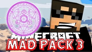 Minecraft: Mad Pack 3 Beta | ALL THE EMC!! [8]