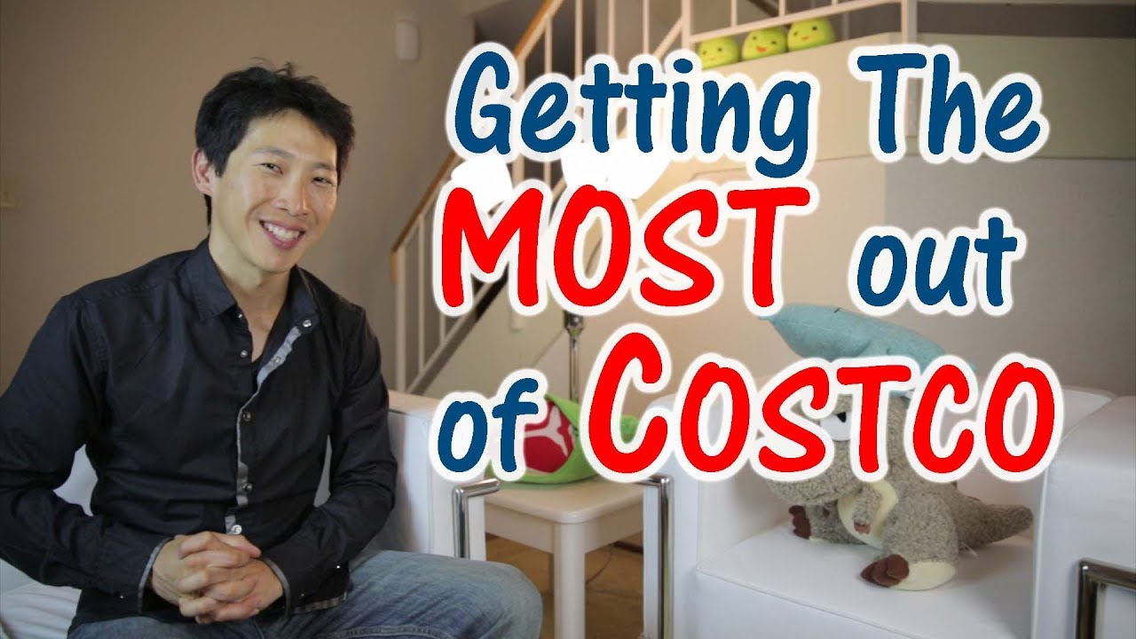 58c8210518 Getting the Most Out of Your Costco Membership - YouTube