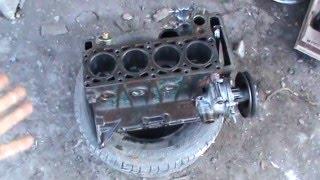 Ремонт двигателя ВАЗ 2103(Начало здесь. https://www.youtube.com/watch?v=zrt3aMuWrH4., 2016-04-10T04:26:29.000Z)