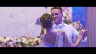 первый танец молодоженов_Денис и Евгения Малашкины 30 09 2016