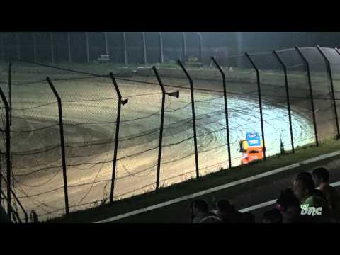 Brushcreek Motorsports Complex | 8.15.15 | Ohio Valley Roofers Legends Car Series | Feature