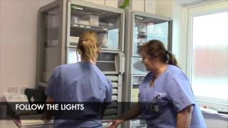 Omnicell Drug Storage Cabinets