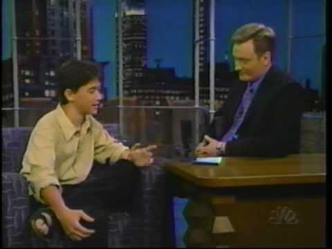 Conan interviews Joseph Gordon-Levitt