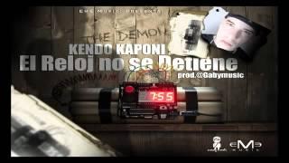 Kendo Kaponi - El Reloj No Se Detiene (EME MUSIC 2012)