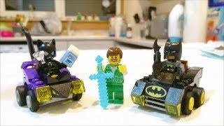 Review #33: Lego Mighty Micros Batman Vs. Catwoman