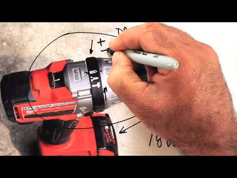 Tips for Buying A Cordless Drill -- MOTHER EARTH NEWS