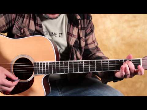 How to Play Pink - Just Give Me a Reason - Easy Acoustic Songs on guitar - How to play - Tutorial