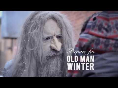 FutureWorld: The face of winter  Old Man Winter