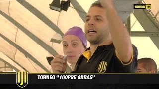 Torneo 100pre Obras - Instituto Obras (22-09-2017)