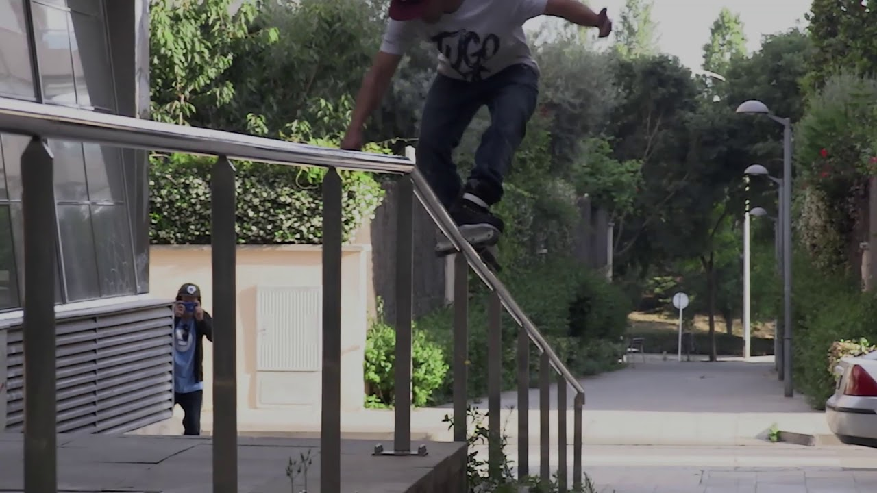Richard Vazquez from venezuela, it's already destroying the BCN spots. Let's see him on his new vide