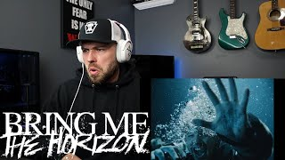 Bring Me The Horizon - Teardrops (REACTION!!!) [Official Video]