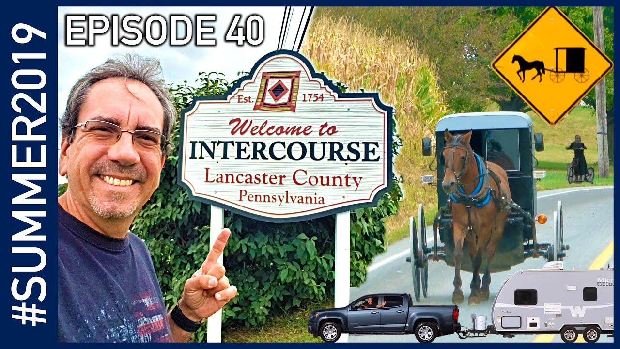 Historic Pennsylvania and Virginia - #SUMMER2019 Episode 40.1