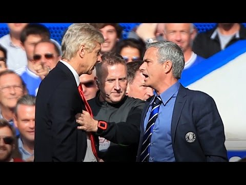 20 Years Of Wenger - Arsene's Ongoing Spat With Jose Mourinho