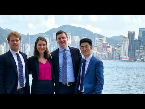 Georgetown MBA - Global Consulting Hong Kong