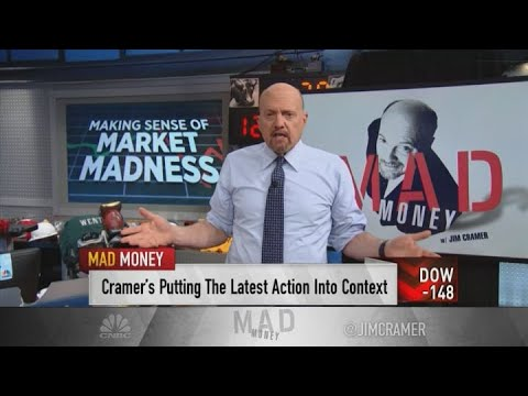 Jim Cramer: Wall Street is still in for a 'rough ride'