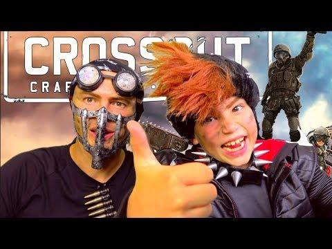 CROSSOUT - Собери своего монстра и отправь его в бой