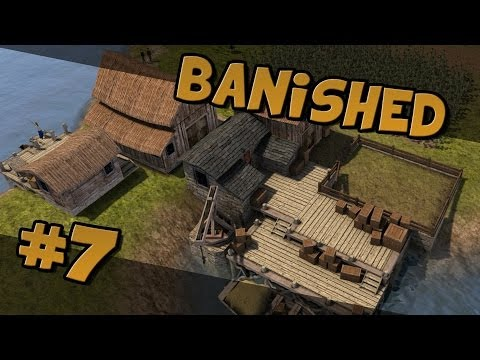 Let's Play Banished (PC Gameplay) - Part 7: The Cattle Catastrophe