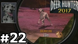 Hunting With Dogs In Region 3 Colorado! Deer Hunter 2017 Gameplay Ep22