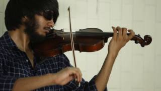 Pisasu | Pogum Paadhai Violin Ringtone | Uthra Unnikrishnan | Arrol Corelli | Mysskin