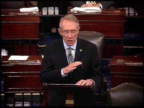 Reid Leads to Boost Nevadas Economy