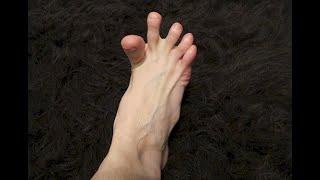 Voici pourquoi vous avez de brusques crampes dans les pieds !