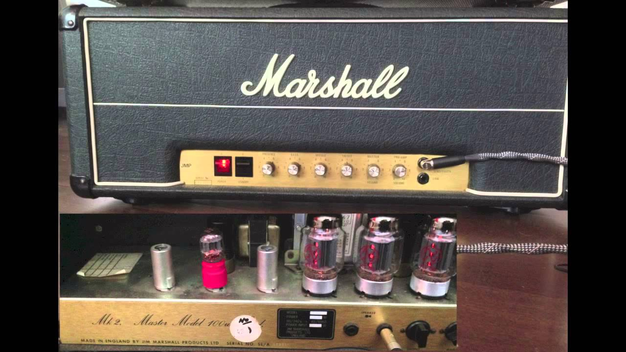 Marshall JCM 800 for recording - 4010 vs 4210 - Gearslutz