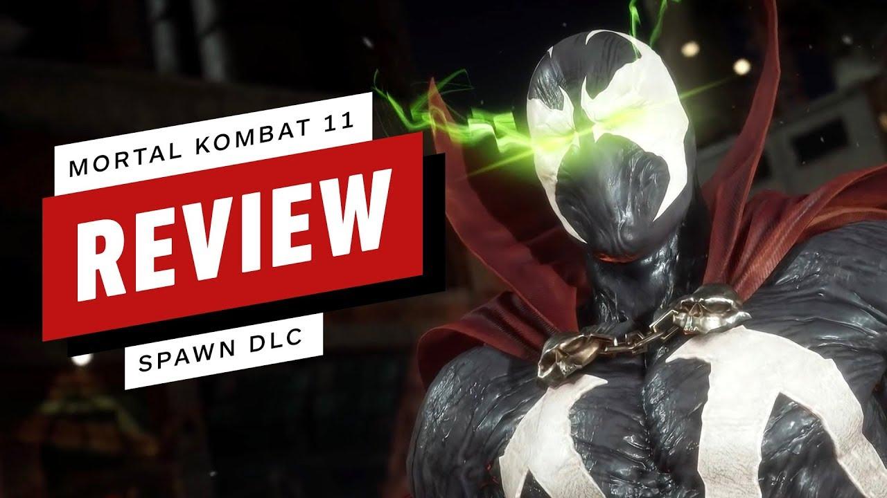 Mortal Kombat 11 - análisis del DLC de Spawn + vídeo
