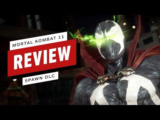 Mortal Kombat 11 - Spawn DLC Review