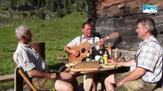 Wurzengraberlied - Priesberg Musi aus Berchtesgaden am Funtensee