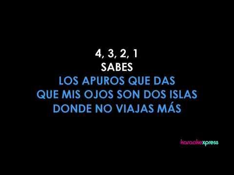 Karaoke Un Error De Los Grandes (Laura Pausini) DEMO  HD Con Coros