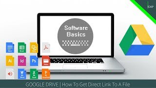 GOOGLE DRIVE | How To Get Direct Link To A File – Ideal For Web Dev (HTML, CSS)