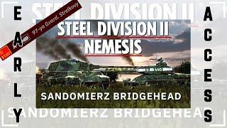97th Guards Rifle Division | NEW Nemesis DLC Battle of Sandomierz Bridgehead | AngryBirds first look