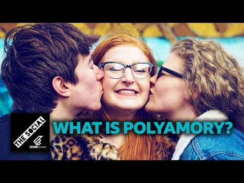 Breaking News - Polyamorous couple reveal what it's REALLY like loving more than one person from YouTube · Duration:  3 minutes 52 seconds