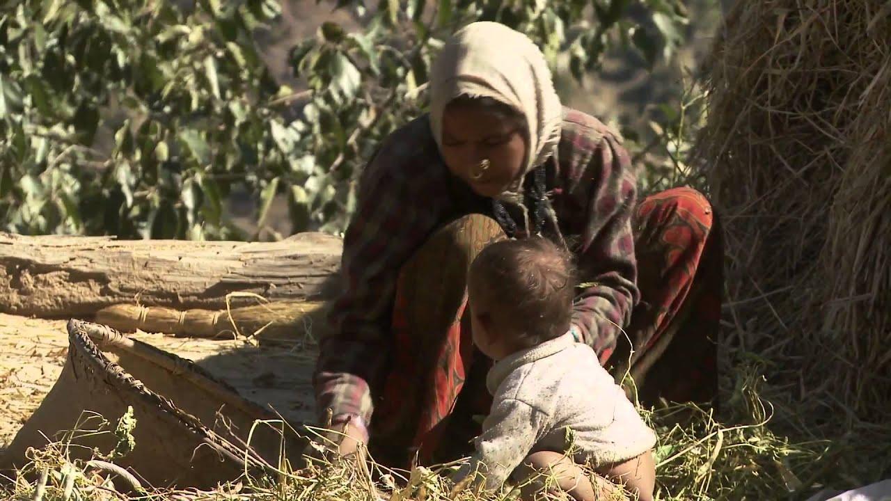Geburt Im Kuhstall Das Harte Los Der Frauen In Mugu Youtube