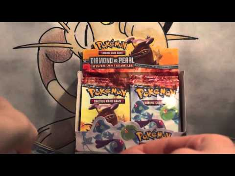 Pokemon Mysterious Treasures Booster Box - 2575 Booster Opening - Part 69