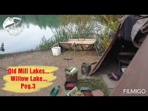 Carp Fishing - Team D.C.K - The Day I Caught My P.B At Old Mill Lakes - D-Rig Bait Preparation
