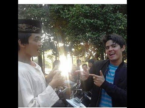 Ane Duet sama Aliando lagu Cinta Sejati at Lokasi syuting Jodoh Yang Tertukar
