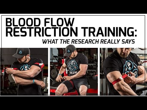 Blood Flow Restriction Training - What the Research Really Says