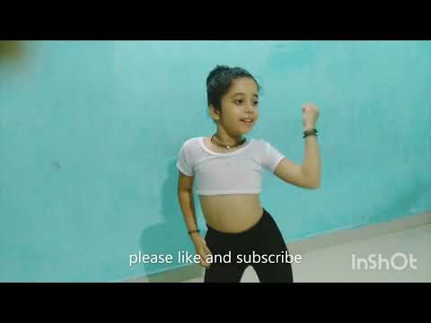 Spanish dance song by cute girl