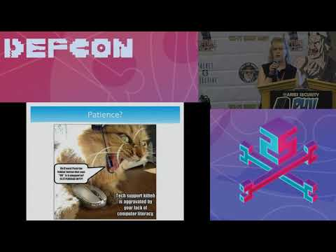 DEF CON 25 Packet Hacking Village - Catherine Ullman, Chris Roberts - Breaking the Bad News