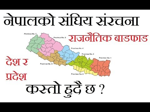 HOW FEDERALISM WORKS IN NEPAL ? CENTRAL AND STATE GOVERNMENT !! ACM NEPAL !!