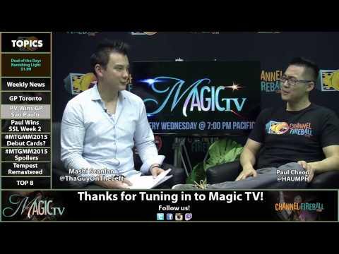 Magic TV - Standard at Toronto, Sao Paulo, and the SSL