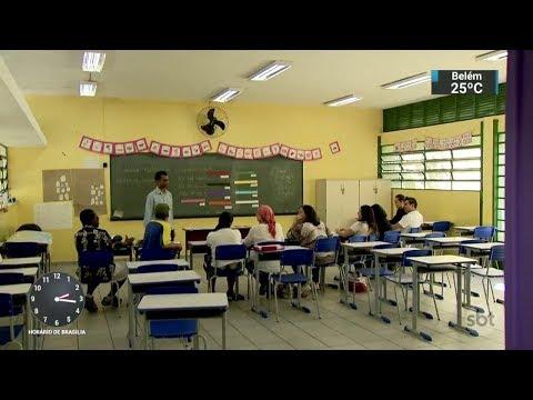 Escolas públicas de São Paulo criam aulas de português para imigrantes | SBT Notícias (02/11/17)