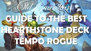 The best deck in Hearthstone: Tempo Rogue / Lackey Rogue (Rise of Shadows deck guide)
